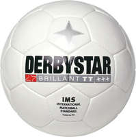 Derbystar Voetbal Brillant TT Wit