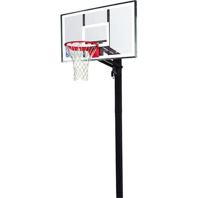 Spalding NBA Gold In-Ground
