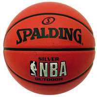 Spalding Basketbal NBA Silver outdoor