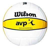 Wilson AVP Volleybal Wit/Geel