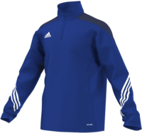 Adidas Sereno 14 Training Top Blue