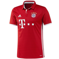 Adidas FC Bayern München Home Youth Jersey 2016/17 rood