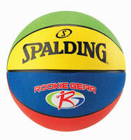 Spalding JR. NBA Rookie Gear Outdoor Basketbal