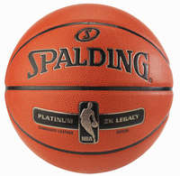 Spalding NBA Platinum ZK Legacy Basketball New