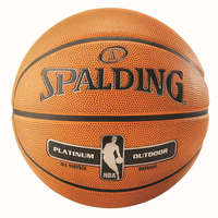 Spalding NBA Platinum Outdoor Basketball New