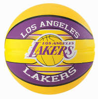 Spalding Basketballen NBA-team L.A. Lakers Sc.5 (83-585z)