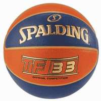 Spalding Basketbal TF33 Indoor/outdoor Oranje/Blauw