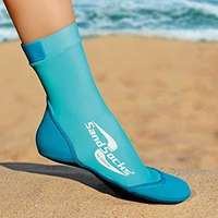 Vincere Sandsocks Marine Blue