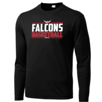 Falcons Dri Fit NBA Shirt Longsleeves