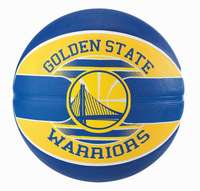 Spalding NBA-team Basketbal Golden State Warrior