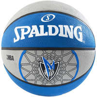 Spalding Basketbal NBA Dallas Mavericks Blauw/Grijs