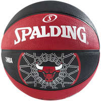 Spalding Basketbal NBA Chicago Bulls rood/zwart