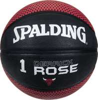 Spalding Basketbal NBA Derick Rose Rood/zwart