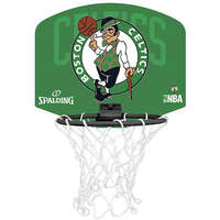 Spalding Basketbal Miniboard Boston Celtics Groen