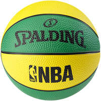 Spalding Basketbal NBA Miniball GREEN/YELLOW