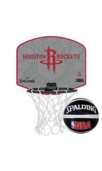 Spalding Basketbal Miniboard Houston Rockets grijs/rood