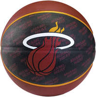 Spalding Basketbal NBA Miami Heat zwart/oranje