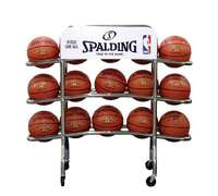 Spalding Replica NBA Ball Rack (68-452)