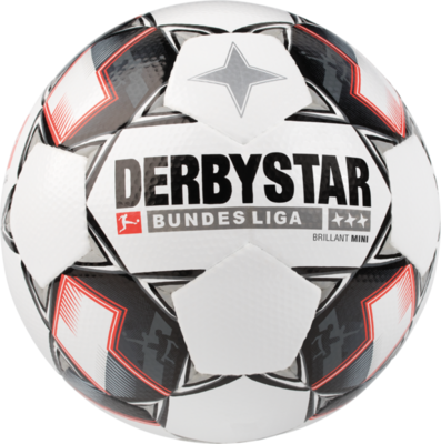 Derbystar Voetbal Mini Brillant Bundesliga maat 1
