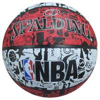 Spalding NBA Basketballen graffiti outdoor Sc.7 (83-574z)