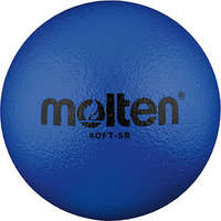 Molten Softbal Soft-SB 130g 180mm blauw