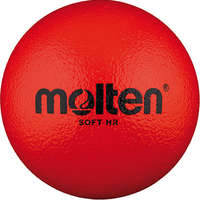 Molten Softbal  Soft-HR 100g 160 mm rood