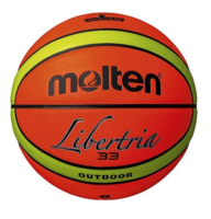Molten Basketbal BFT4000 Libertria 33 outdoor / indoor