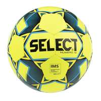 Select Voetbal NUMERO 10 fluo geel 487x04