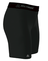 McDavid Women Deluxe Compression Pants Black 804