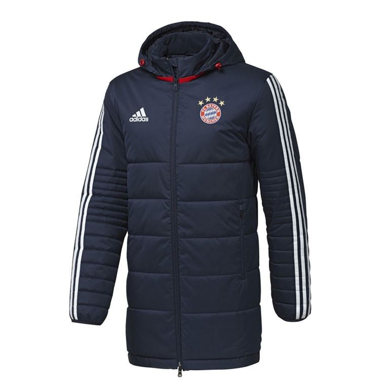 Adidas FCB Winterjas