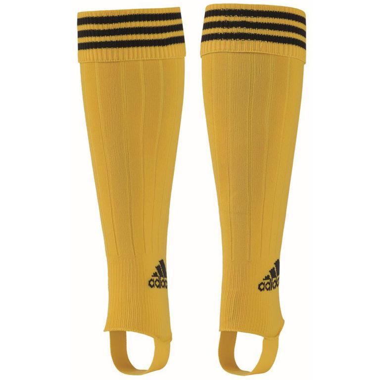 adidas 3-Stripes Stirrup Kousen, Geel, 43-45, Male, Football-soccer