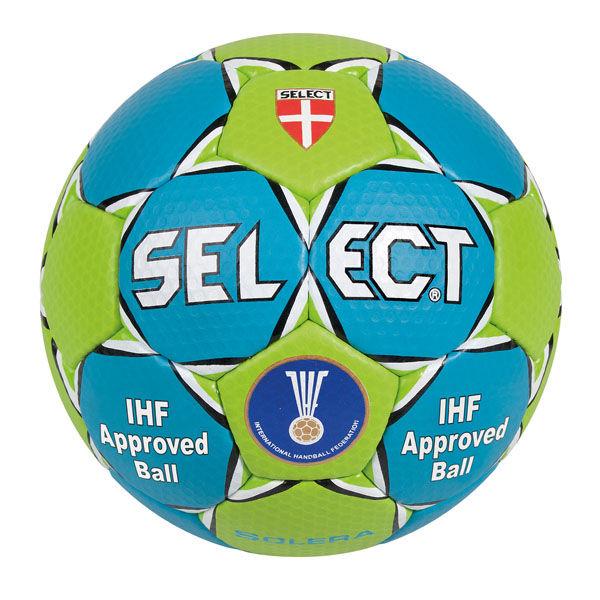 Handbal Solera groen blauw