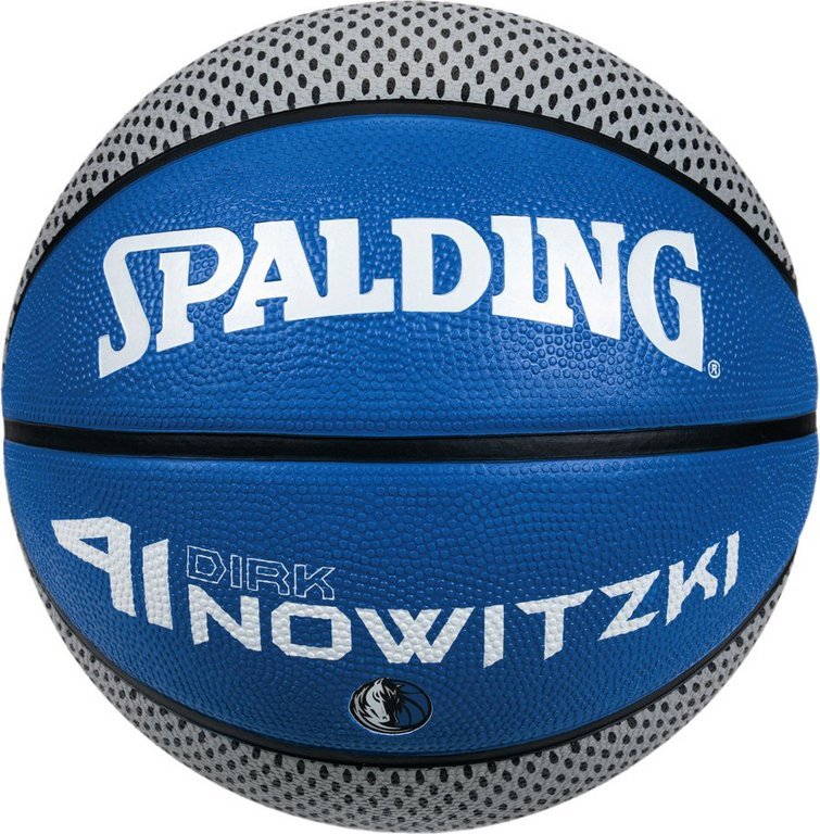 Spalding Basketbal NBA Dirk Nowitzki Dallas Mavericks