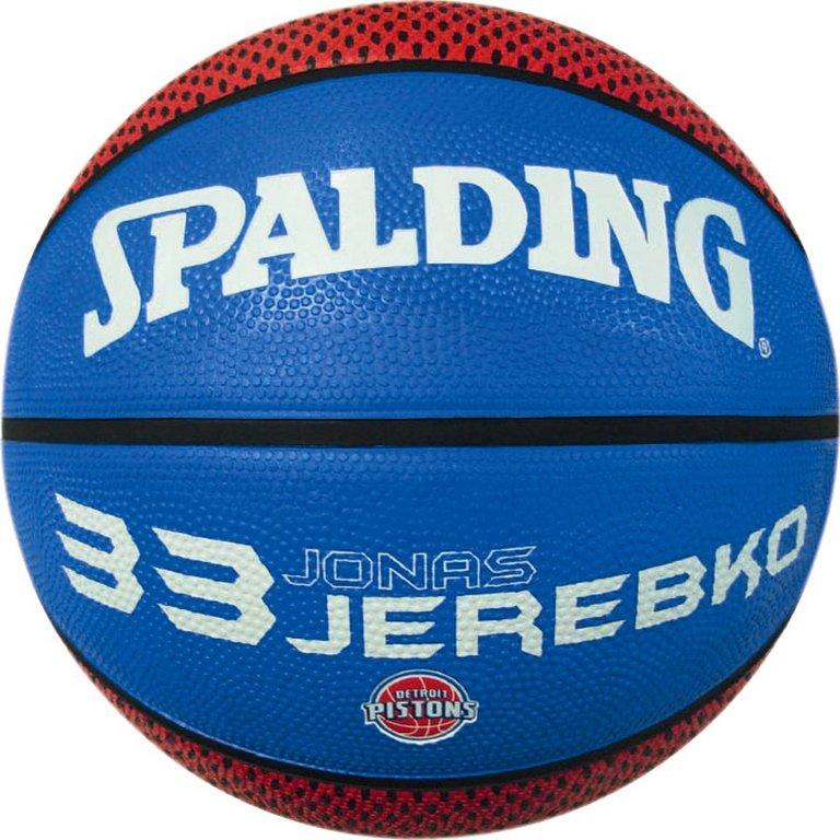 Spalding Basketbal NBA Jonas Jerebko Detroit Pistons 2012
