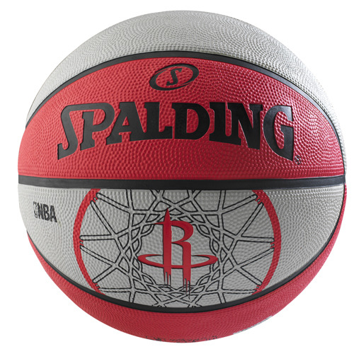 Spalding Basketbal NBA Houston Rockets