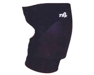 TR2 Kniebeschermers Volleybal-Handbal Unisex Zwart Maat Xs