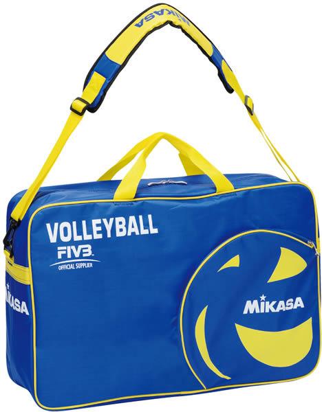 Mikasa ballentas 6 volleyballen Blauw-Geel