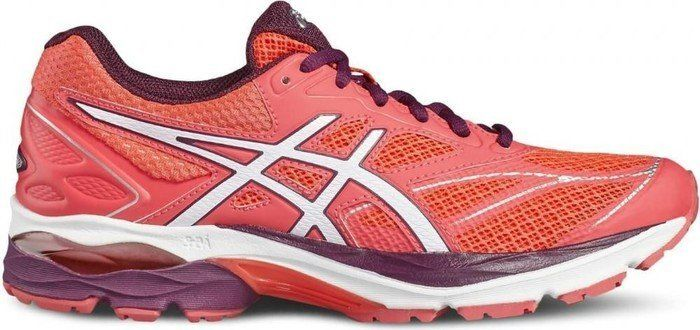 Asics Gel-Pulse 8 women's running shoes (orange-lilac) EU 37,5 US 6,5
