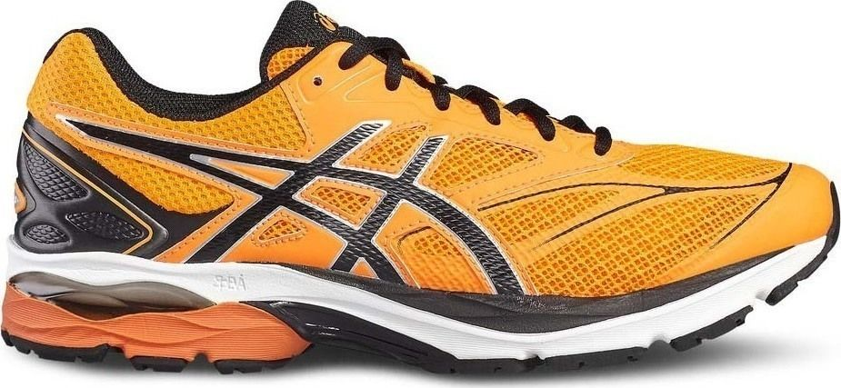 Asics Gel-Pulse 8 men's running shoes (orange-black) EU 44 US 10