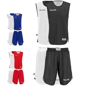 Sportbroeken Spalding Double Face Kid Set
