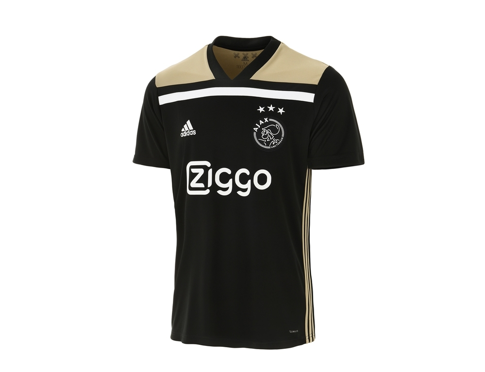 Ajax Official Away Shirt 2018-2019