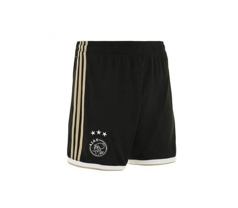 Ajax Uitshort 18-19 Zwart-Goud Heren Nl