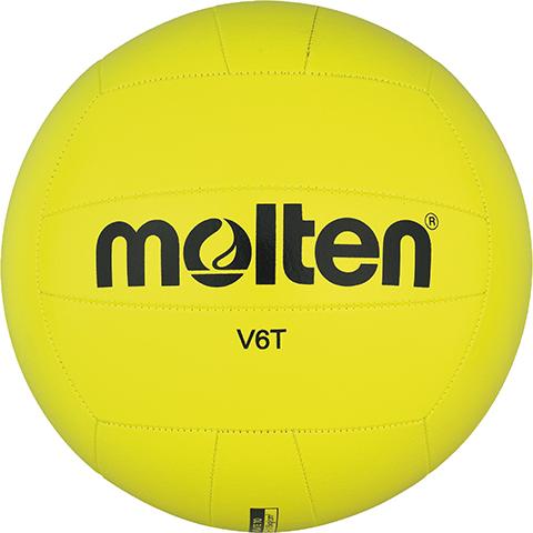 Molten Volleybal V6T 185g � 245 mm neongeel