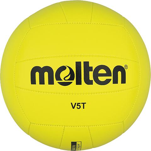 Molten Softbal V5T 175g 200 mm geel