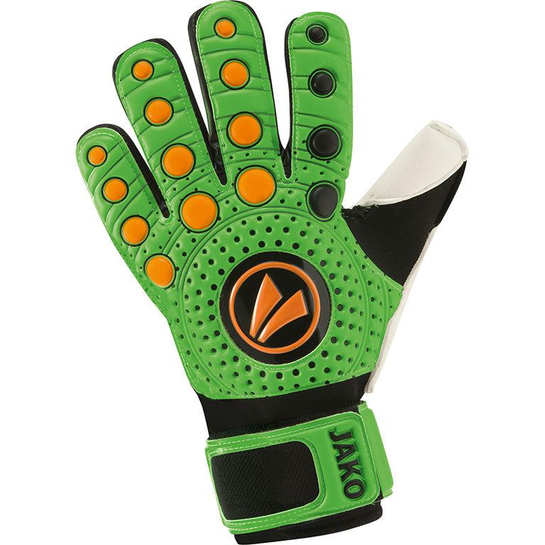 Jako Keepershandschoenen Dynamic Neon Groen-Zwart-neon Oranje