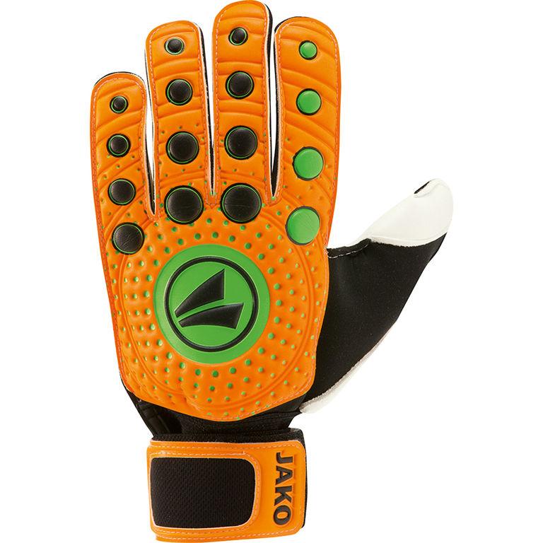 Jako Keepershandschoenen Dynamic 3.0 Neon Oranje-Zwart-neon Groen